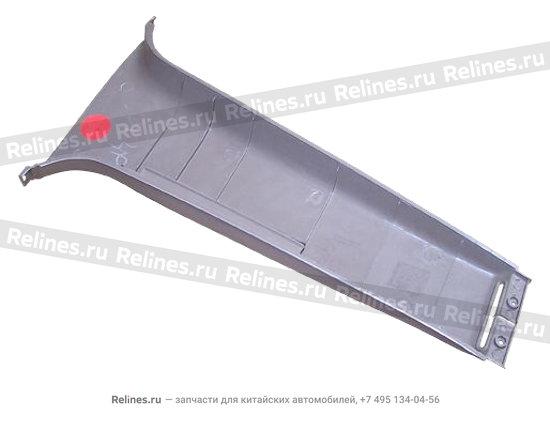 Trim board - b pillar LH LWR - A15-5402051BC