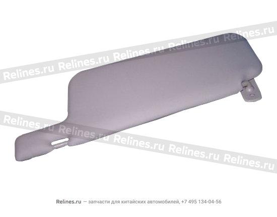 Солнцезащитный козырек левый - A11-8204010DA