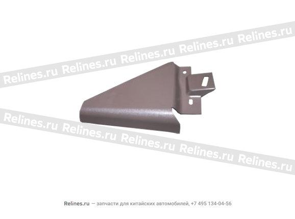 Triangle block - FR door LH - A15-6101233CB