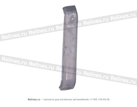 Reinforcement - hinge lower LH - A12-5400311-DY