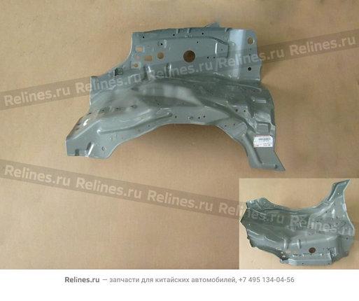 Брызговик моторного отсека правый Hover, H3 - 8400400XK00XB