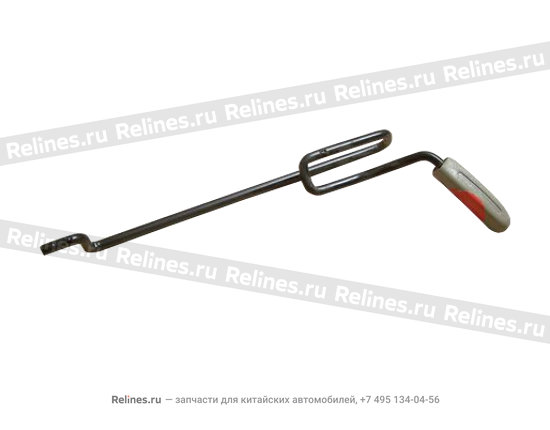 Handle - slide adjust - A15-6800180BC