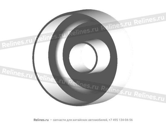 Седло пружины коробки передач (КПП) металл - 015301268aa