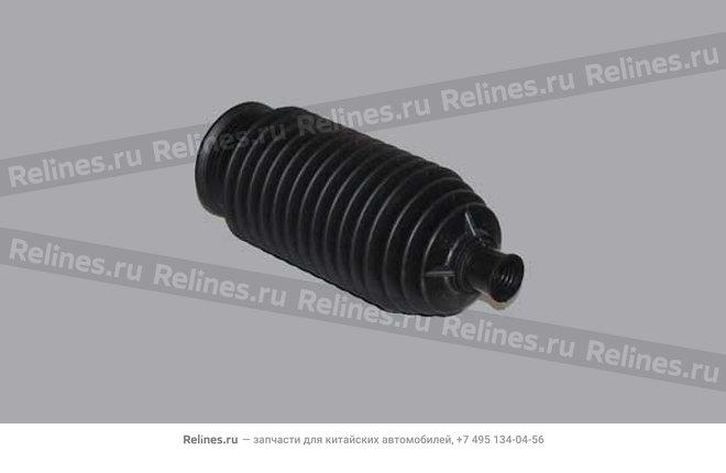 Пыльник рулевой рейки с ГУР - A11-3400107AB