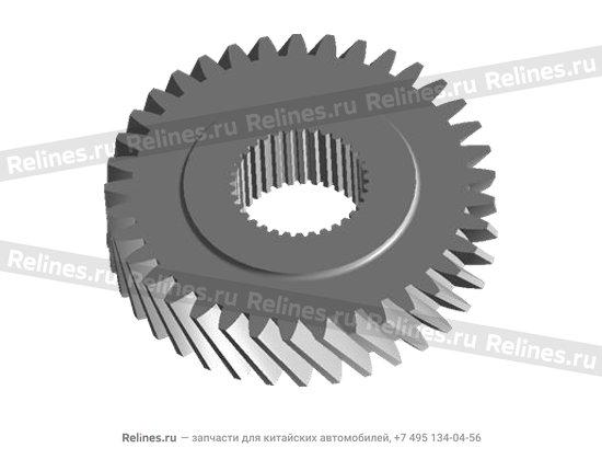 Шестерня коробки передач (КПП) - A11-3AA015311285AA