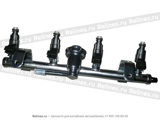 Fuel rail assy - 04777859ad