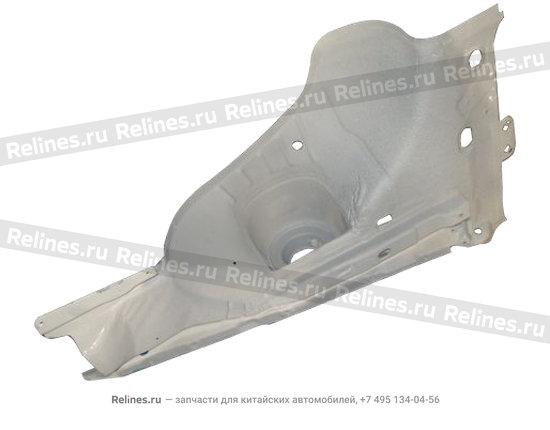 Panel r wheel apron