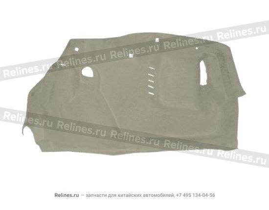 Mould assy - rear arch RH - A15-5101020BC