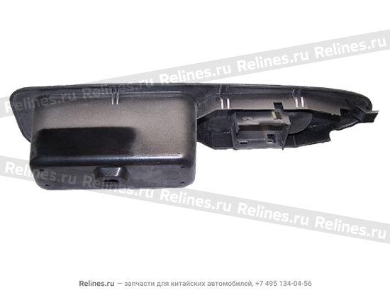 Armrest cover door RH body - A15-6102591DB