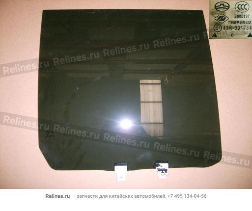 Стекло двери задней правой (опускное) - 6203200-K00-C1