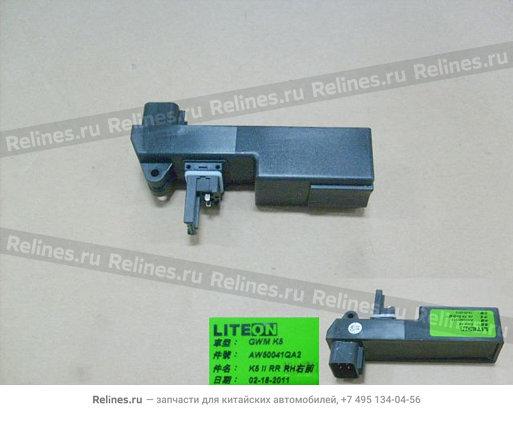 Модуль стеклоподъемника передней правой двери - 6104201XK80XA