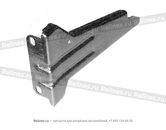Опора бампера переднего правая - A11-2803590
