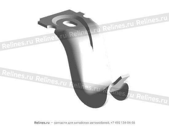 Кронштейн крепления глушителя - A11-1200017