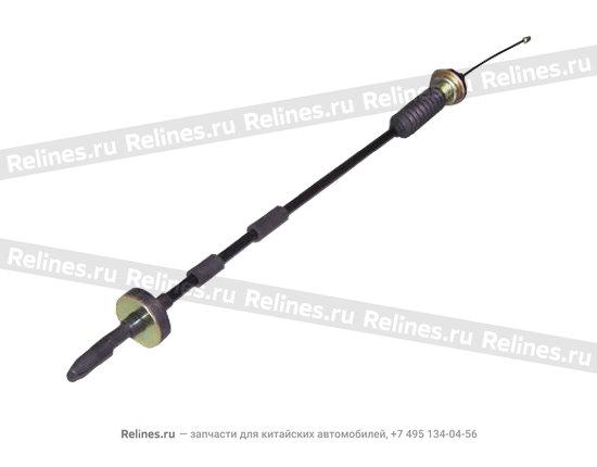 """Изображение продукта """"Bracket-clutch cable"""""""