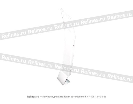 Накладка арки задняя правая - A15-3102042-DQ