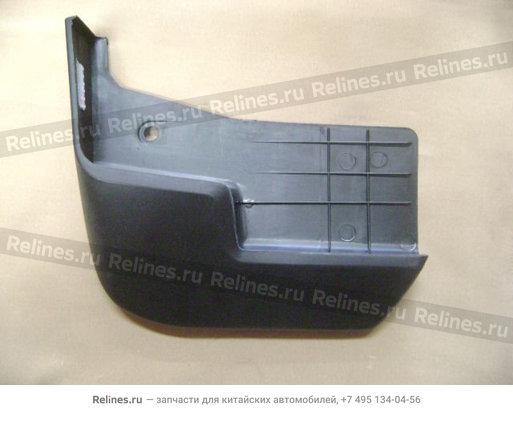 Брызговик передний левый (новая рама 2008г) - 5173101-K00-B1