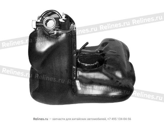 Бак топливный (бензобак) - A11-1101110BA
