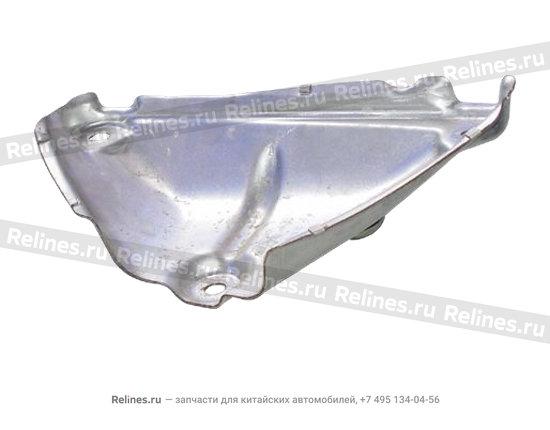 Exhaust manifold lower heat insulator - 04693052aa
