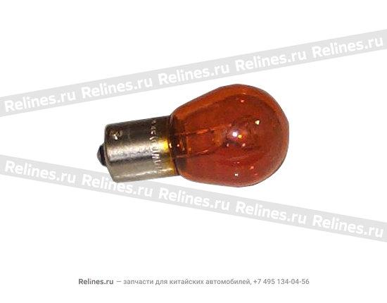 Лампа поворотника (желтая)