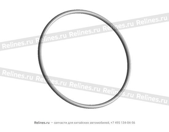 Кольцо уплотнительное КПП резина - 015301233aa