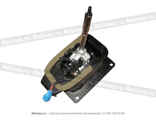 Control mechanism assy - automatic shift gear