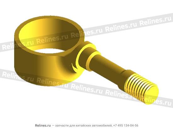 Стойка стабилизатора передняя (косточка)