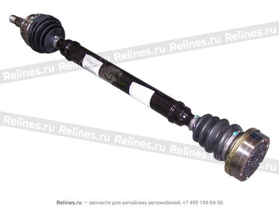 Привод колеса правый - A11-2203020AC
