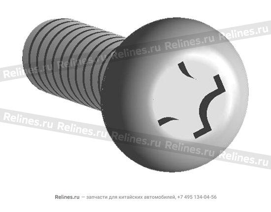 Screw,pan head selftapping(Cross slot) - q2710625