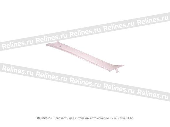 Trim board - a pillar LH - A15-5402010BD