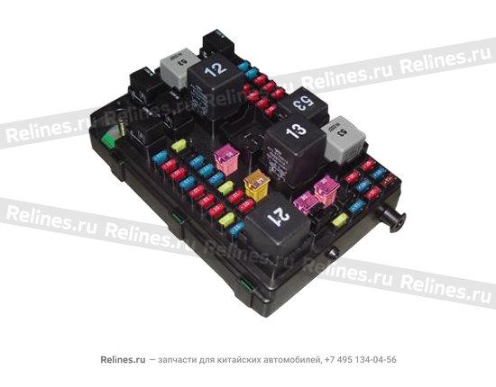 Electric equipment box