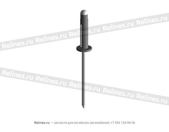 Заклепка металлическая - n0161973
