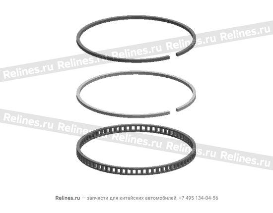 Кольца поршневые (0.25) - 480-1004030BA
