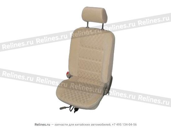 Seat assy-fr LH - A15-6800010CB