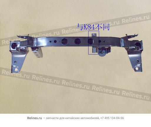 Поперечина рамы №2 - 2801380-K00-Q2