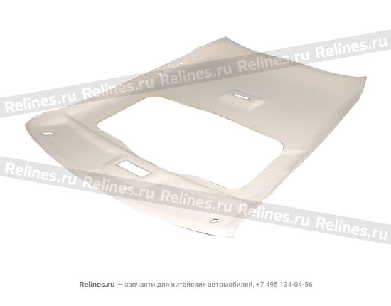Panel roof - A15-5702010BC