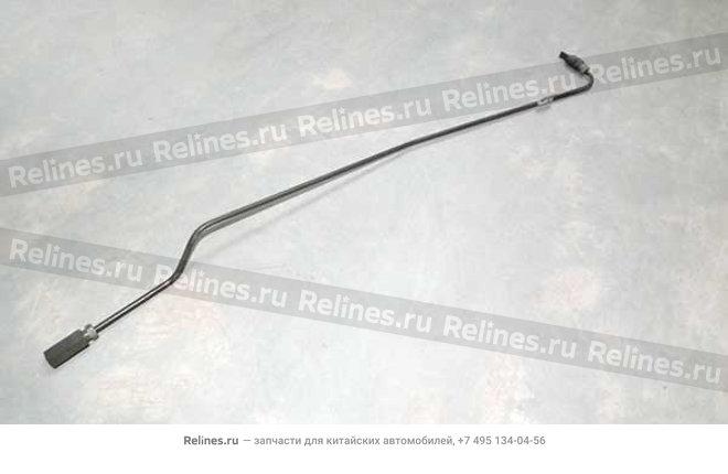 Brake pipe assy - RR LH