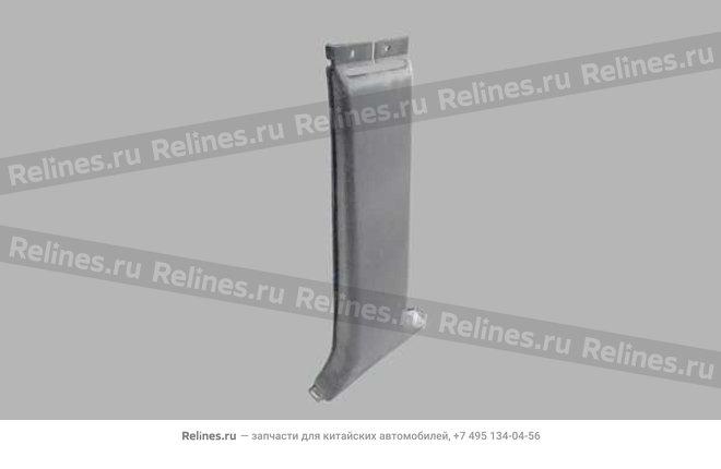 Trim board - b pillar LH LWR - A15-5402050