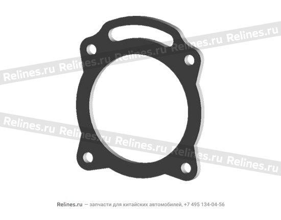 Пластина КПП подшипника входного вала металлическая - 015311136aa