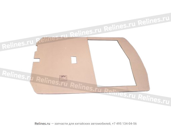 Plate assy - noise insulation (roof) - A11-5710111AB