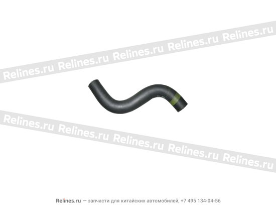 Pipe air outlet - electromagnetic valve carbon box - A15-1208219DA