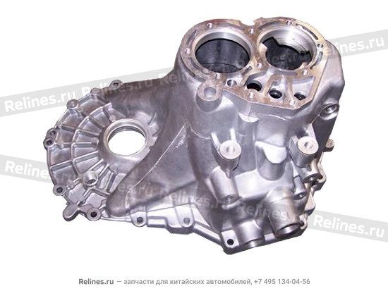 Крышка коробки передач - QR520-1701201