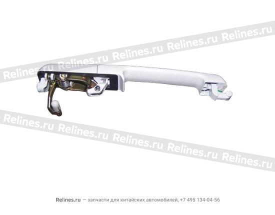 Handle - RR door otr RH - A11-8CB6205310DQ