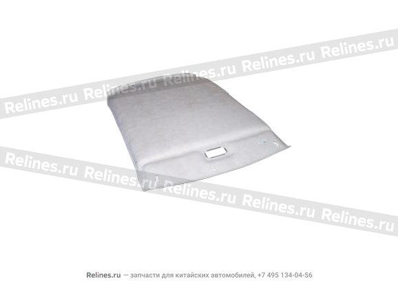 Обшивка потолка - A15-5702010BG