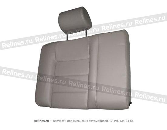 Backrest cushion assy-rr row RH - A15-7005020CR