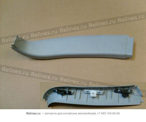 Накладка стекла двери задка внутренняя правая (новый салон) - 6302200-K00-00CV