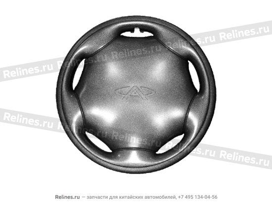Колпак колеса (стальной диск)