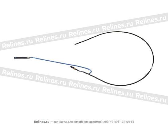 Fuel inlet and return hose assy - A11-1104150DA