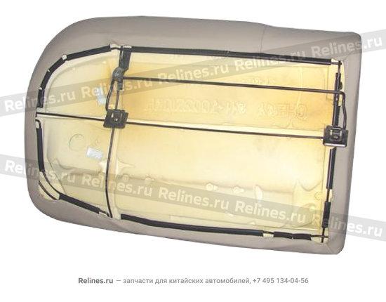 Cushion r r.seat - A15-7003020BK