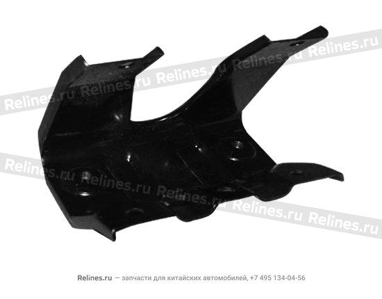 Скоба рулевого механизма металлическая - A11-3403101