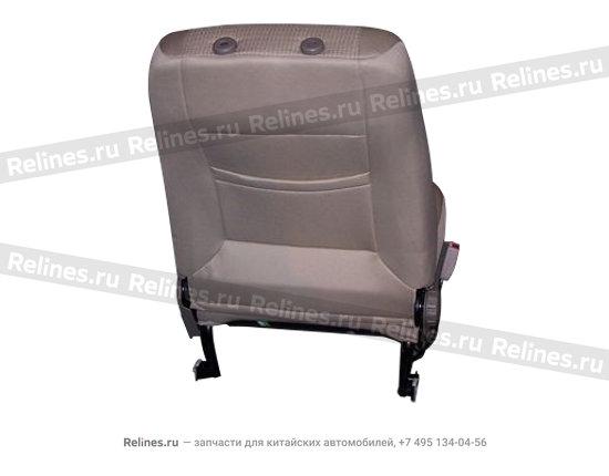 Seat assy - FR LH - A15-6800010BQ